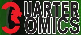 Three Quarter Comics logo